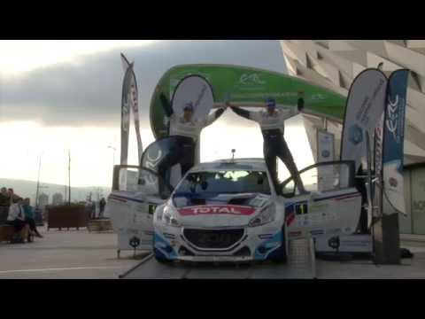 Craig Breen Circuit of Ireland 2015 Day Two