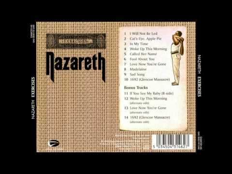 Tekst piosenki Nazareth - Cat's eye, apple pie po polsku