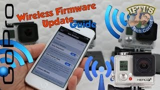 Video GoPro Wireless Firmware Update Guide - Using GoPro WiFi Smartphone App! MP3, 3GP, MP4, WEBM, AVI, FLV Juli 2018