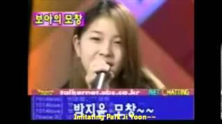 Download Lagu BoA - Imitating Other Artists (Eng Sub) Mp3