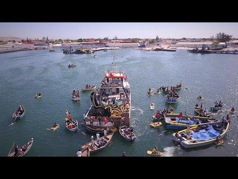 Το euronews στην Ανγκόλα: Επενδυτικές ευκαιρίες στη χώρα του Banana King…