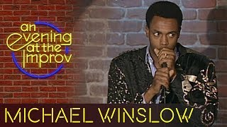 Michael Winslow - An Evening at the Improv