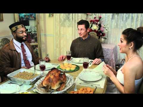 Black Man Ruins Thanksgiving Dinner - Conspiracy Brother