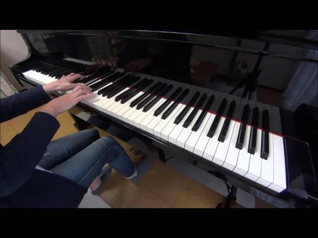 童謡・唱歌「浜辺の歌」(歌詞・コード付き)をピアノで弾いてみた♪