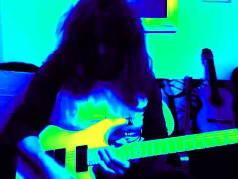 Roberto Vanni: Flying In A Blue Dream (Joe Satriani Cover)