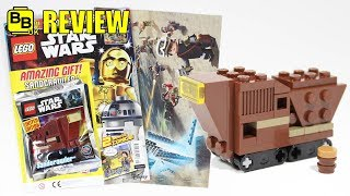 Here's Our Review Of The July Lego Star Wars Magazine Which Includes A Sandcrawler!!! Price:-£3.99Click Here & Subscribe:-https://www.youtube.com/channel/UCOxw7B0uIWUjtfl85wuCAsw?sub_confirmation=1Click Here & Like Our Facebook Page:-https://www.facebook.com/BrickBrosUKVideos That You May Also Be Interested In Below:-LEGO STAR WARS 2017 JUNE MAGAZINE A-WING REVIEWhttps://www.youtube.com/watch?v=9IFBDLbFcGA&t=1s&list=PL5F2E2iSXDsAYDgJ-qKeGsxgGTTPecbPl&index=1LEGO STAR WARS 2017 MAY MAGAZINE VULTURE DROID REVIEWhttps://www.youtube.com/watch?v=jEwGV1RWQjY&list=PL5F2E2iSXDsAYDgJ-qKeGsxgGTTPecbPl&index=1LEGO STAR WARS 75153 X2 MULTI-BUILD AT-IC WALKER!https://www.youtube.com/watch?v=ye7nUv_Vnc4&list=PL5F2E2iSXDsANYZMzx18njGoAvrcgZEBr&index=26LEGO STAR WARS 75183 ALTERNATIVE BUILD IMPERIAL STEALTH SHUTTLEhttps://www.youtube.com/watch?v=jbK4uVZYM0s&list=PL5F2E2iSXDsDXSNm_RuyeDMkREb2fpPiA&index=63LEGO STAR WARS EMPEROR PALPATINE'S SENTINEL DROID MINIFIGURE CREATIONhttps://www.youtube.com/watch?v=PFgRFgaRIFI&index=1&list=PL5F2E2iSXDsAHJM9h6skukkPXpVsJU8ac&t=1s