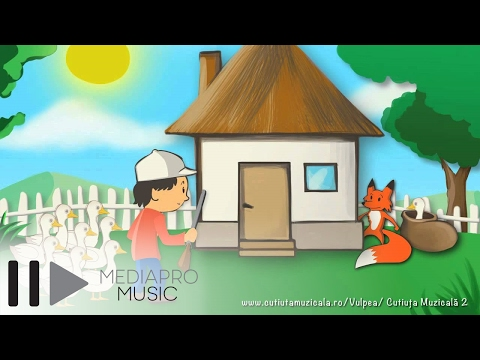 Cutiuta Muzicala animata (teaser)