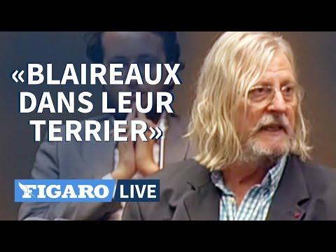 Raoult dénonce les «BLAIREAUX» de la médecine française devant l'Assemblée
