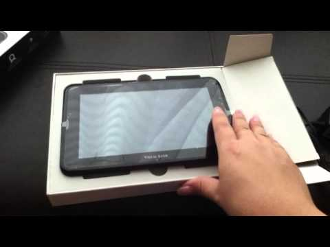 Visual Land Prestige Elite 7Q Android Tablet Review