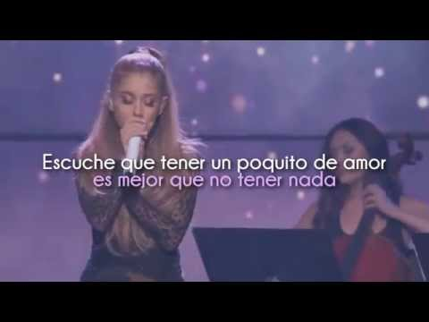 Just A Little Bit Of Your Heart - Ariana Grande (Traducida Al Español)