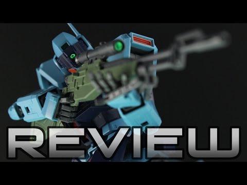 MG 1/100 RGM-79SP GM Sniper II - MOBILE SUIT GUNDAM 0080 - Gunpla Review