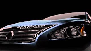 Nissan Altima Teaser 02