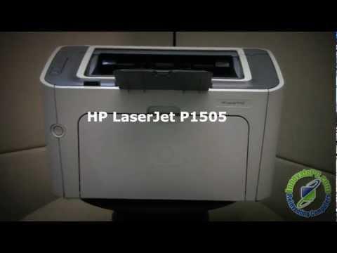 HP LaserJet P1505 Printer - Refurbished - InnovatePC.com