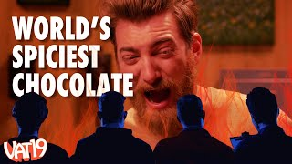 Video We Ate The World's Hottest Chocolate Bar While Watching Other People Eat It Too! (HOT REACTIONS) MP3, 3GP, MP4, WEBM, AVI, FLV Maret 2019