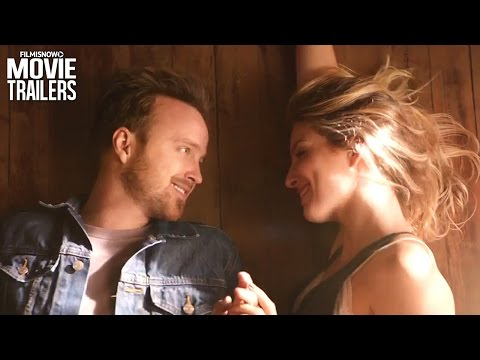 Come and Find Me Trailer starring Aaron Paul - Mystery Thriller Movie [HD]