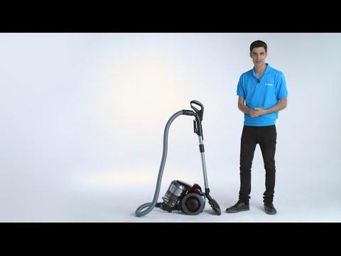 Video Tutorial SAMSUNG - Aspirapolvere Motion Sync