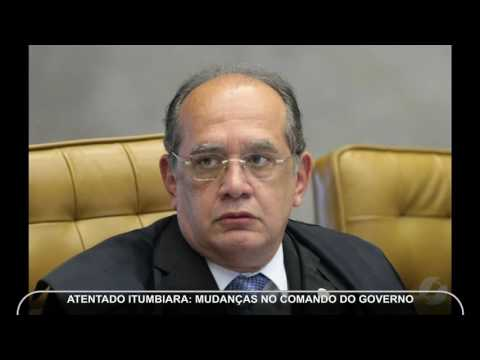 JMD (29/09/16) - Atentado em Itumbiara provoca mudanças no comando do Estado