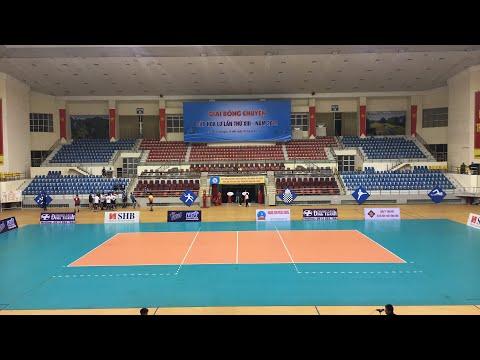Full: Tràng An Ninh Bình - XSKT Vĩnh Long | Bảng B - Giải bóng chuyền cúp Hoa Lư 2019 - Thời lượng: 1 giờ, 31 phút.