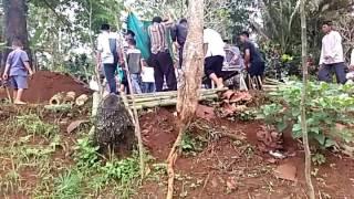 Pemakaman Pak Sariman Rowo Kulon Kranggan