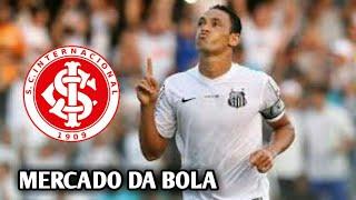 NOTICIA!!! Ricardo Oliveira deve deixar o Santos e acertar com o Internacional
