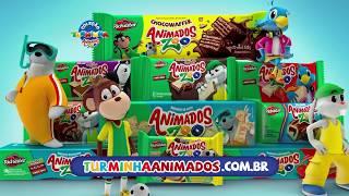Coleção Turminha Animados Zoo