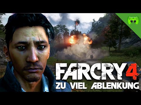FAR CRY 4 # 10  - Zu viel Ablenkung «» Let's Play Far Cry 4 | HD Gameplay