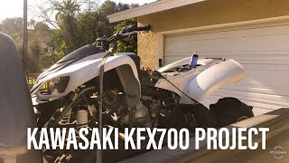 9. KFX700 - Starting A New Project