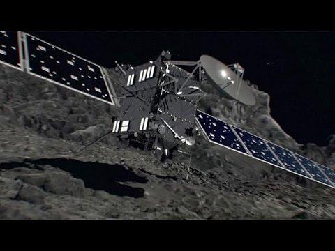 Σβήνει το αστέρι της Ροζέτας έπειτα από 12 χρόνια προσφοράς στο διάστημα