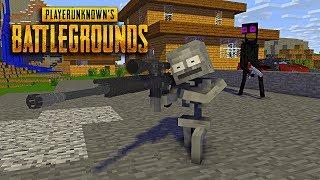 Video Monster School : Player Unknown Battlegrounds(PUBG) Challenge - Minecraft Animation MP3, 3GP, MP4, WEBM, AVI, FLV Maret 2018