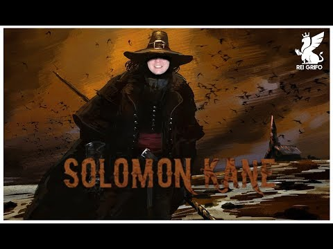 Resenha do Rei Grifo: Solomon Kane