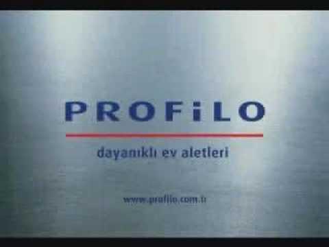 Profilo - Profilo Kucuk Ev Aletleri`nin, 2006 yilinda cektigi 4 adet,