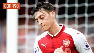 Video Why Does Everyone Hate Ozil? MP3, 3GP, MP4, WEBM, AVI, FLV Juni 2018