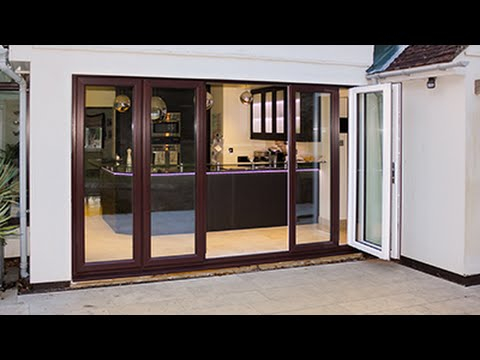 Say Goodbye to Bifolds with New Wave Doors