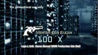 AXL 100 X (Seratus Kali)  Official MTV-HD