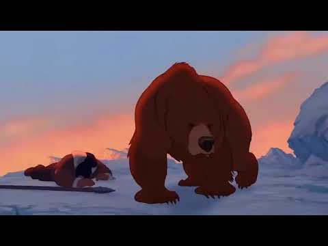Brother Bear Bear Chase Sitka's Death HD