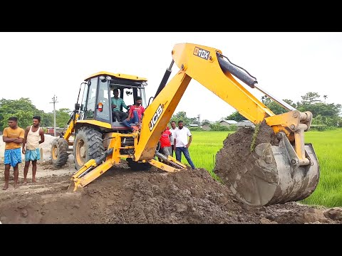 Amazing !! JCB 4dx new model 2020/JCB 4DX/JCB excavator/New model JCB /JCB 4DX work in Assam