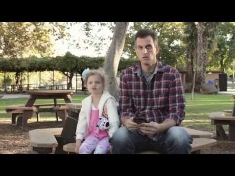 It Only Takes a Second A PSA Parody Warning Fathers Not to  Text and