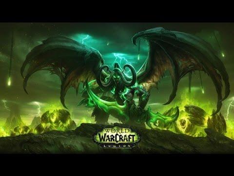 WoW Legion: Охотник на Демонов Стартовая Цепочка
