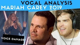 Does Mariah Carey Have Voice Damage?