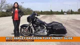 9. Used 2013 Harley Davidson Street Glide Motorcycles for sale