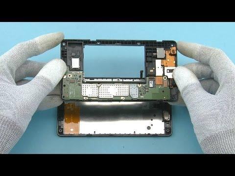 Nokia XL Disassembly Full - Nokia Android