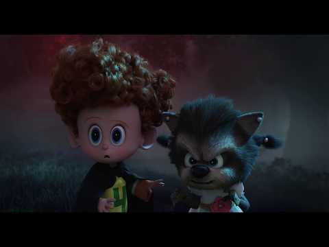 Hotel Transylvania 2 - All Winnie and Dennis Scenes Complete in HD 1080p