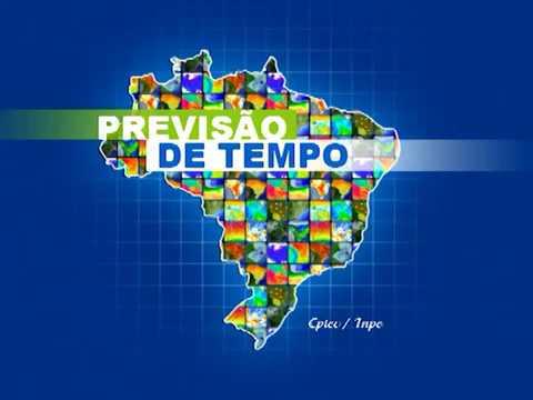Temporais em alguns pontos do Rio Grande do Sul - Previsão de Tempo 22/02/2017
