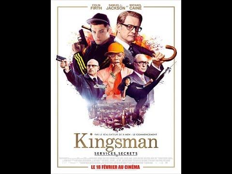 Etat Critique #10 Kingsman, Service Secret