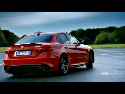 Top Gear Ep 2 | Chris Harris and the Alfa Giula vs the BMW M3