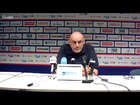 A2 Playoff – Semifinale Gara3, Boniciolli post match Trieste