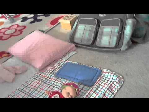How to change a baby dolls diaper
