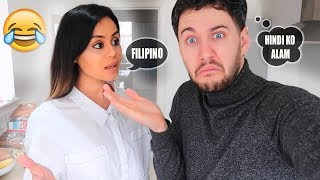 Video SPEAKING ONLY TAGALOG (FILIPINO) TO MY BOYFRIEND FOR 24 HOURS!!! MP3, 3GP, MP4, WEBM, AVI, FLV September 2019