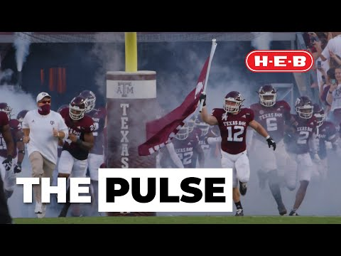 "The Pulse: Texas A&M Football | ""The Show Goes On"" 