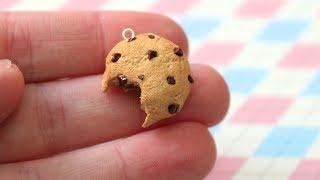 ♡ Oreo Stuffed Chocolate Chip Cookie Polymer Clay Tutorial ♡
